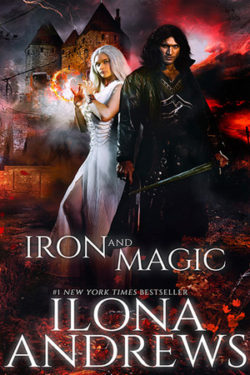 Iron and Magic by Kate Daniels