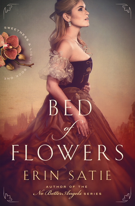 Bed of Flowers by Erin Satie