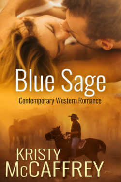 Blue Sage by Kristy McCaffrey