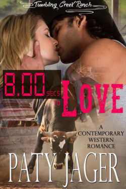 8 Secs to Love by Paty Jager