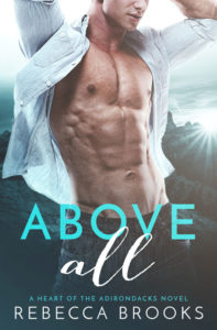 Above All by Rebecca Brooks