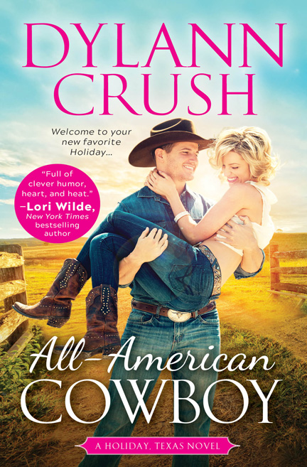 All American Cowboy by Dylann Crush