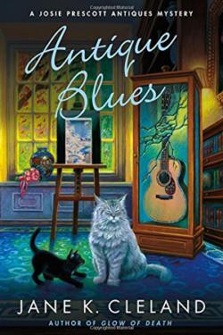 Antique Blues by Jane K. Cleland