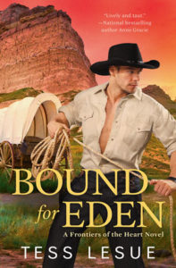 Bound for Eden by Tess LeSue