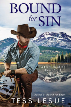 Bound for Sin by Tess LeSue