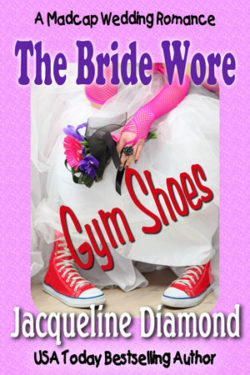 The Bride Wore Gym Shoes by Jacqueline Diamond