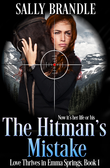 The Hitman's Mistake by Sally Brandle