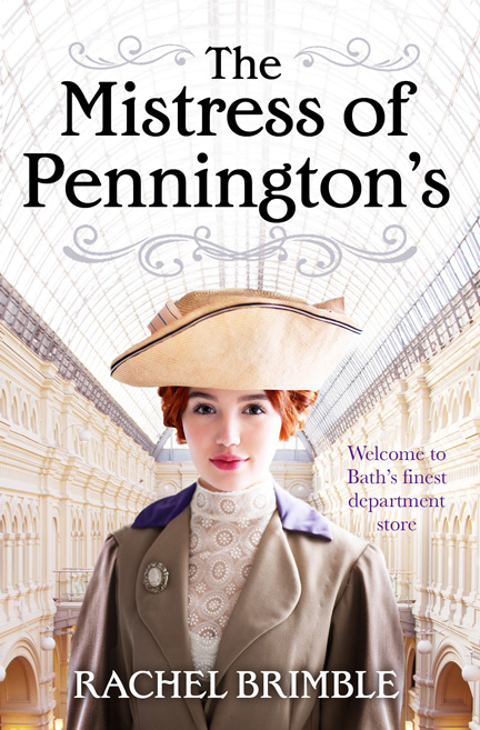 The Mistress of Pennington's by Rachel Brimble