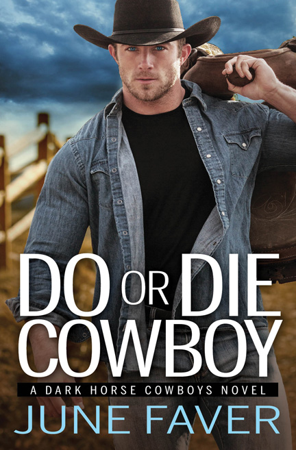 Do or Die Cowboy by June Faver