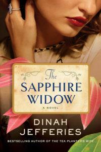 The Sapphire Widow by Dinah Jeffries