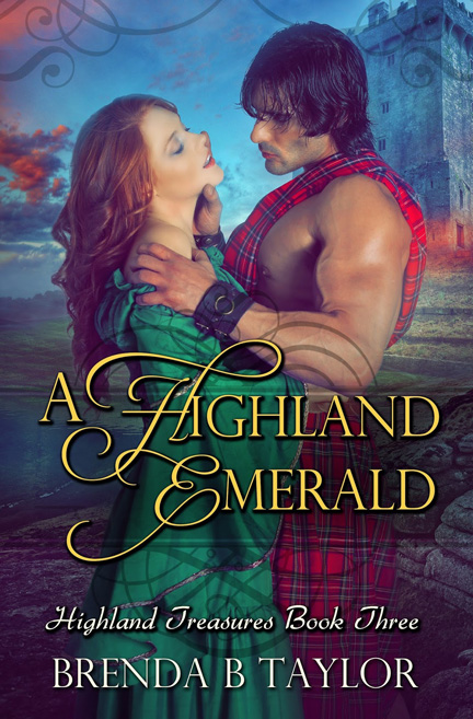 A Highland Emerald by Brenda Taylor