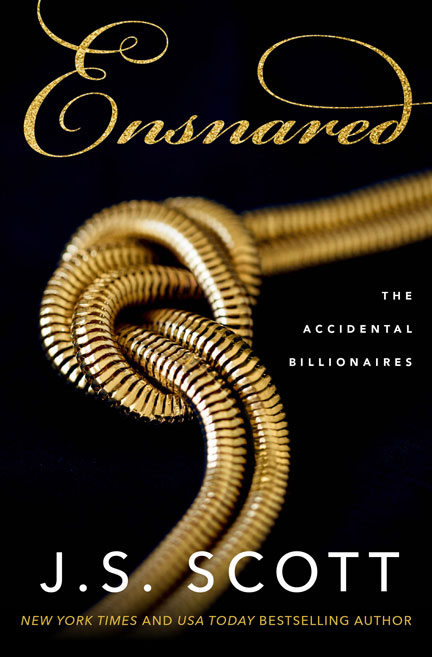 Ensnared by J.S. Scott