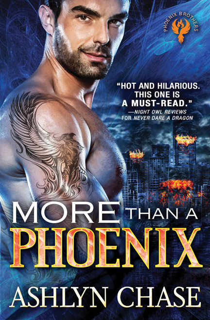 More than a Phoenix by Ashlyn Chase