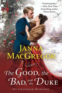 The Good, the Bad, and the Duke by Janna MacGregor