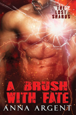 A Brush with Fate by Anna Argent