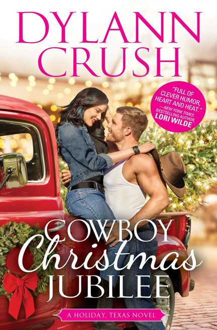 Cowboy Christmas Jubilee by Dylann Crush