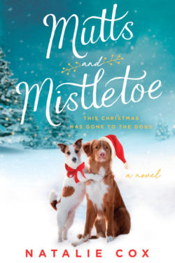 Mutts and Misttletoe by Natalie Cox