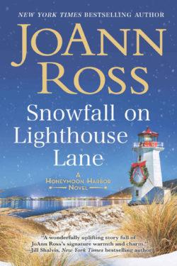 Snowfall on Lighthouse Lane by JoAnn Ross
