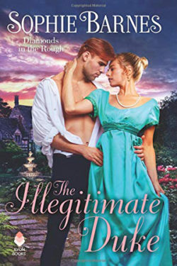 The Illegitimate Duke by Sophie Barnes
