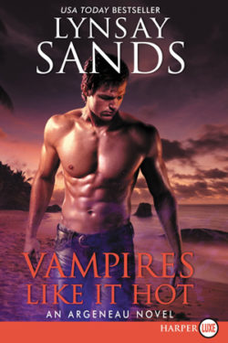 Vampires Like It Hot by Lynsay Sands