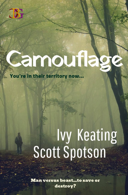 Camouflage by Ivy Keating and Scott Spotson
