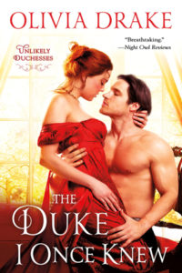 The Duke I Once Knew by Olivia Drake