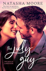 The July Guy by Natasha Moore