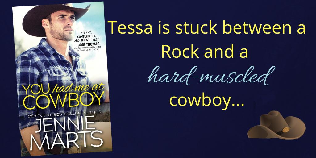 You Had Me At Cowboy by Jennie Marts