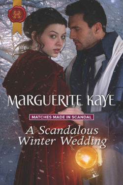 A Scandalous Winter Wedding by Marguerite Kaye