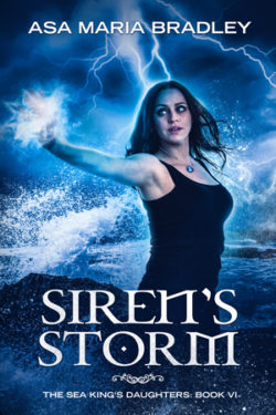 Sirens's Storm by Asa Maria Bradley