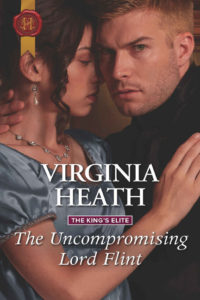 The Uncompromising Lord Flint by Virginia Heath