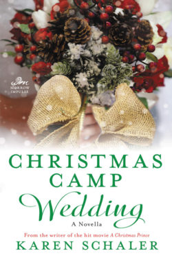 Christmas Camp Wedding by Karen Schaler