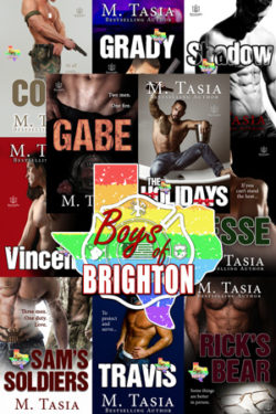 Boys of Brighton by M.Tasia