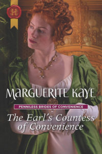 The Earl's Countess of Convenience by Marguerite Kaye
