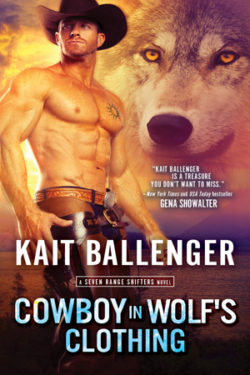 Cowboy in Wolf's Clothing by Kait Ballenger