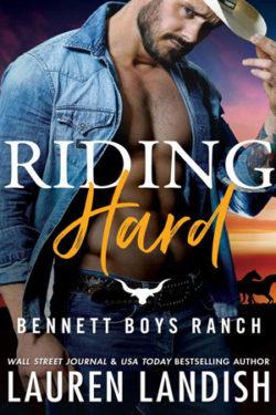 Riding Hard by Lauren Landish