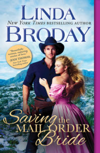 Saving the Mail Order Bride by Linda Broday