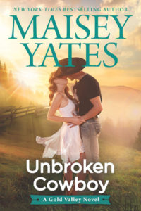 Unbroken Cowboy by Maisey Yates