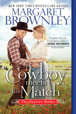 The Cowboy Meets His Match by Margaret Brownley