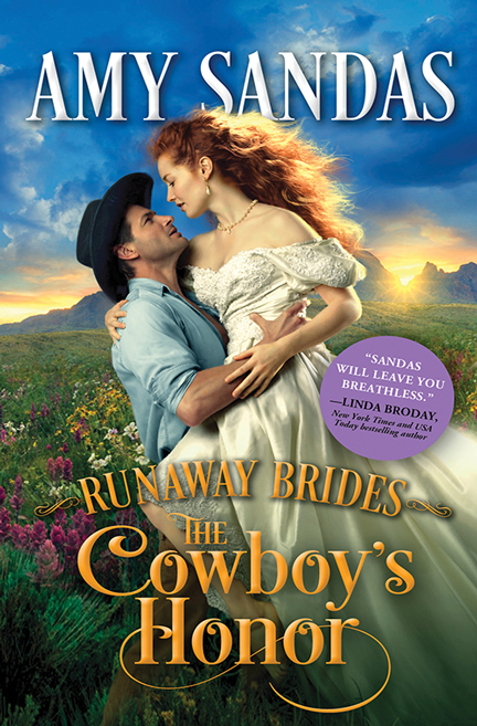 The Cowboy's Honor by Amy Sandas