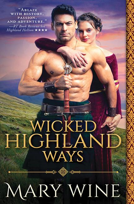 Wicked Highland Ways by Mary Wine