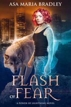 Flash of Fear by Asa Maria Bradley