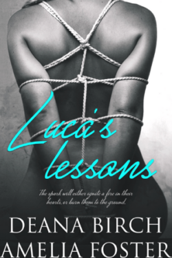 Luca's Lessons by Amelia Foster