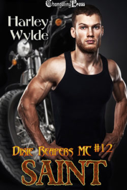Saint--Dixie Reapers MC 12 by Harley Wylde