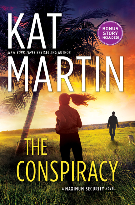 The Conspiracy by Kat Martin
