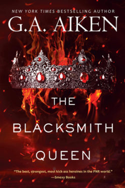 The Blacksmith Queen by GA Aiken