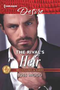 The Rival's Heir by Joss Wood