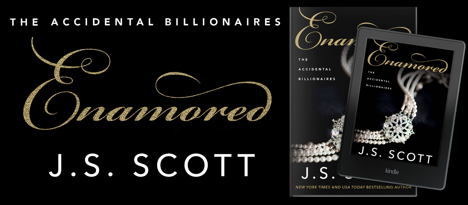 Enamored by J.S. Scott
