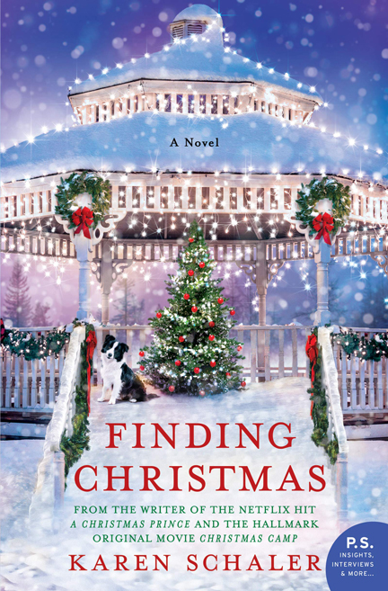 Finding Christmas by Karen Schaler
