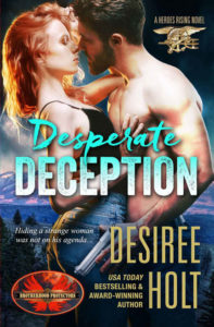 Desperate Deception by Desiree Holt